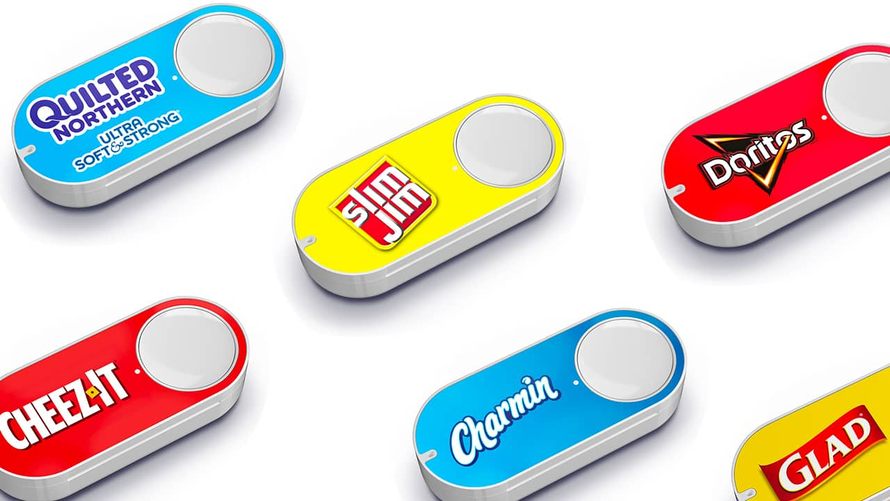 Amazon Dash Buttons Are Officially Discontinued