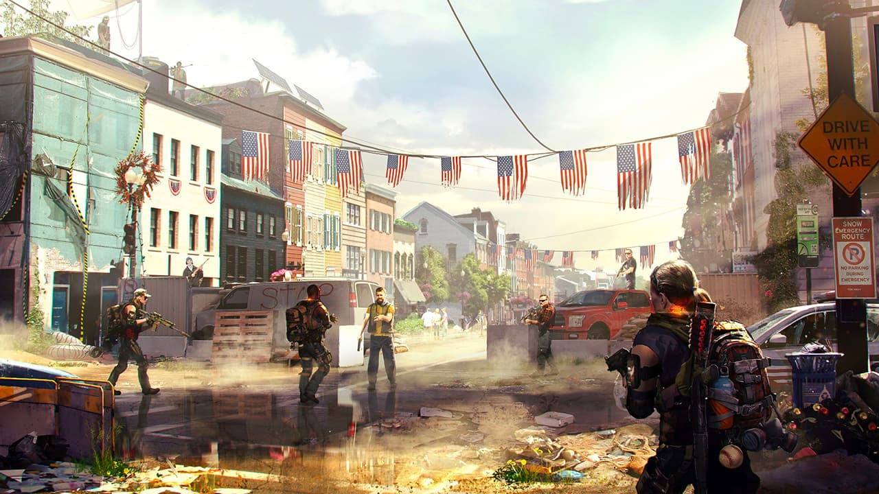 The Biggest Deals And Discounts For Tom Clancy S The Division 2