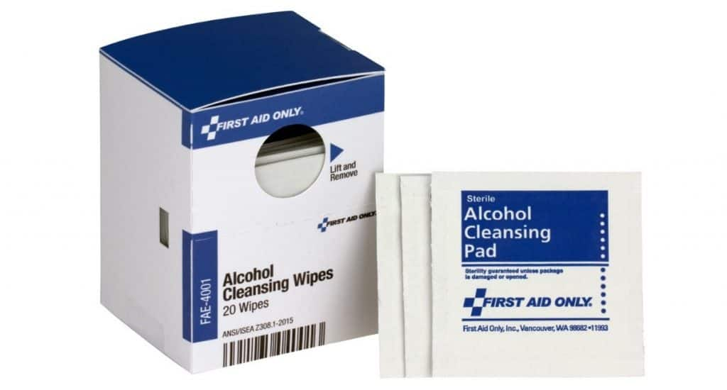 Amazon Alcohol Wipes