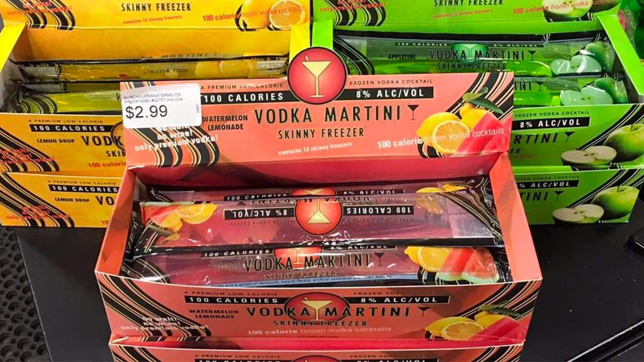 The Return Of Vodka Martini Skinny Freezers At Costco Is Upon Us
