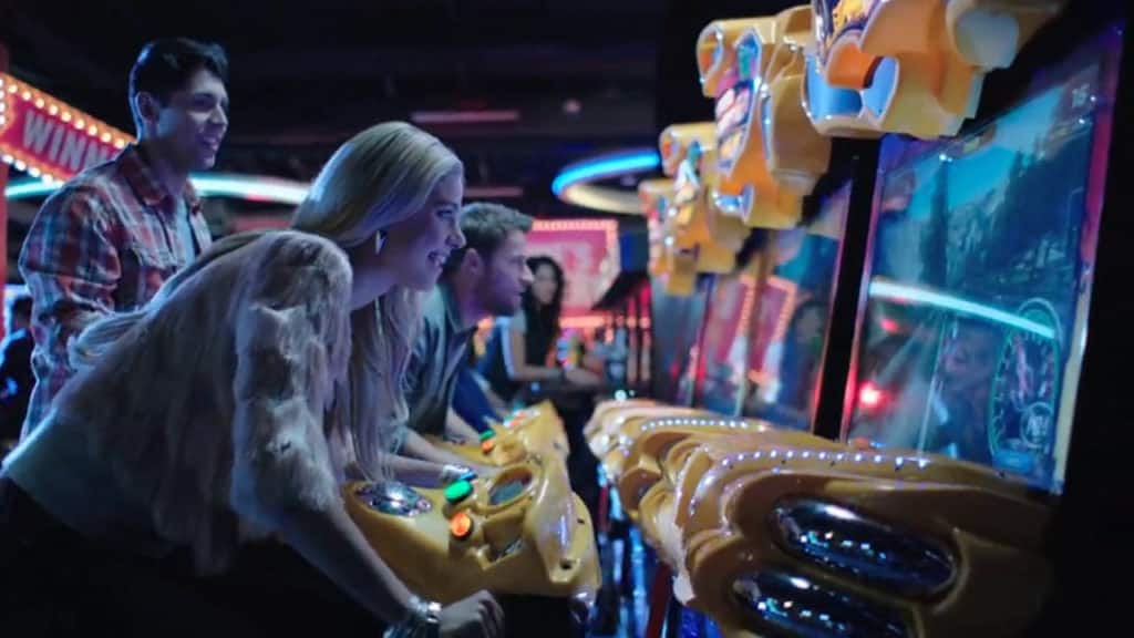 Dave and Buster's Unlimited Play and Wings are Back for $19 99