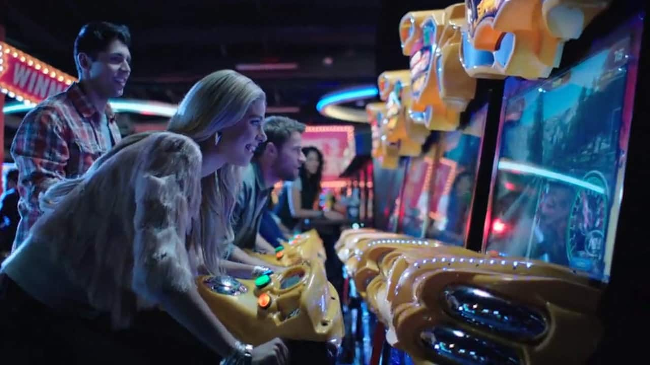 DAVE AND BUSTERS ALL DAY PASS