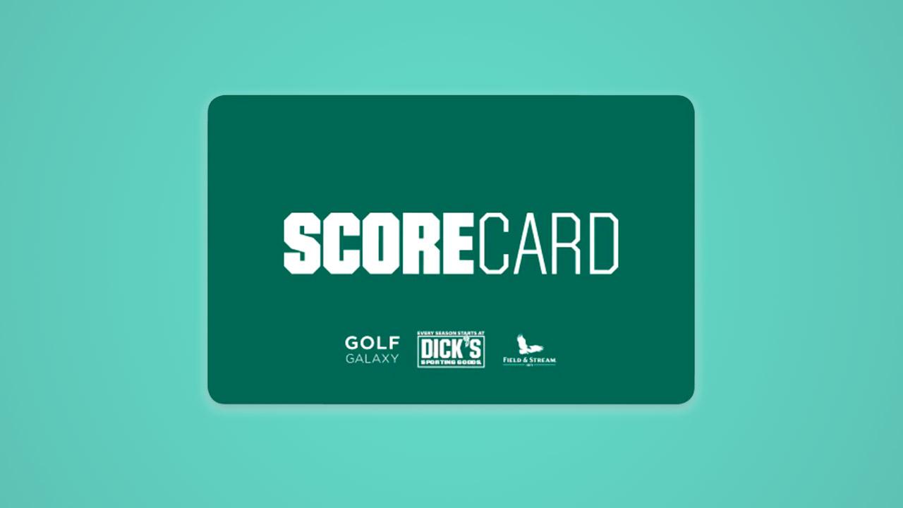 91e3b3e35e4b6 Dick s Sporting Goods ScoreCard  Is It Worth It