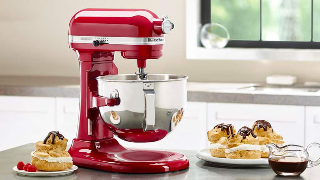 Buyers Guide: Five Best KitchenAid Stand Mixers for 2019