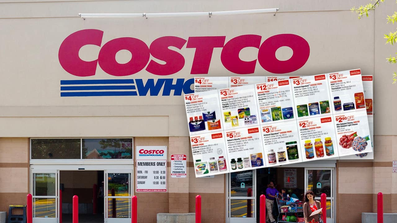 Costco May Start Emailing Its Monthly Coupon Book
