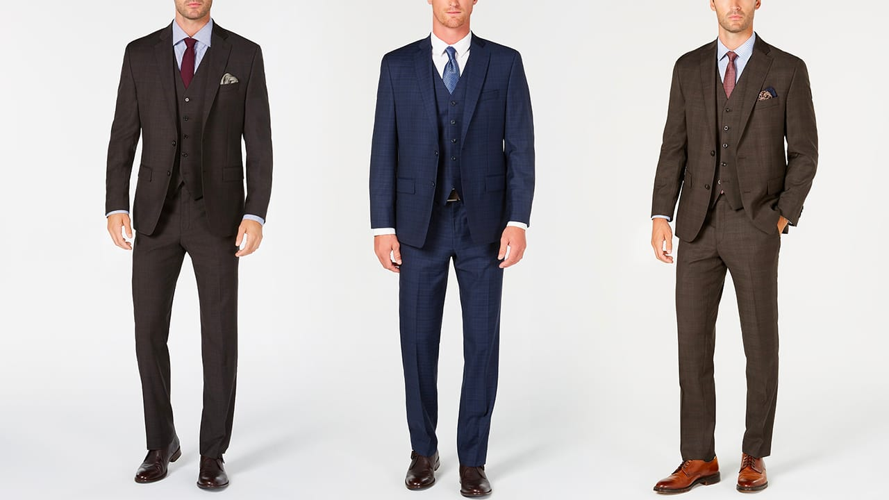 Huge Discount On Select Michael Kors And Ralph Lauren Suits At Macy S