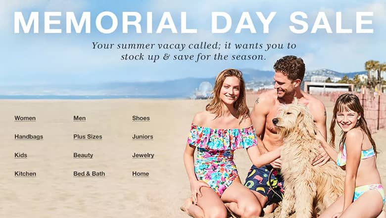 bd1947347e585 Check Out Memorial Day 2019 Sales From Top Brands