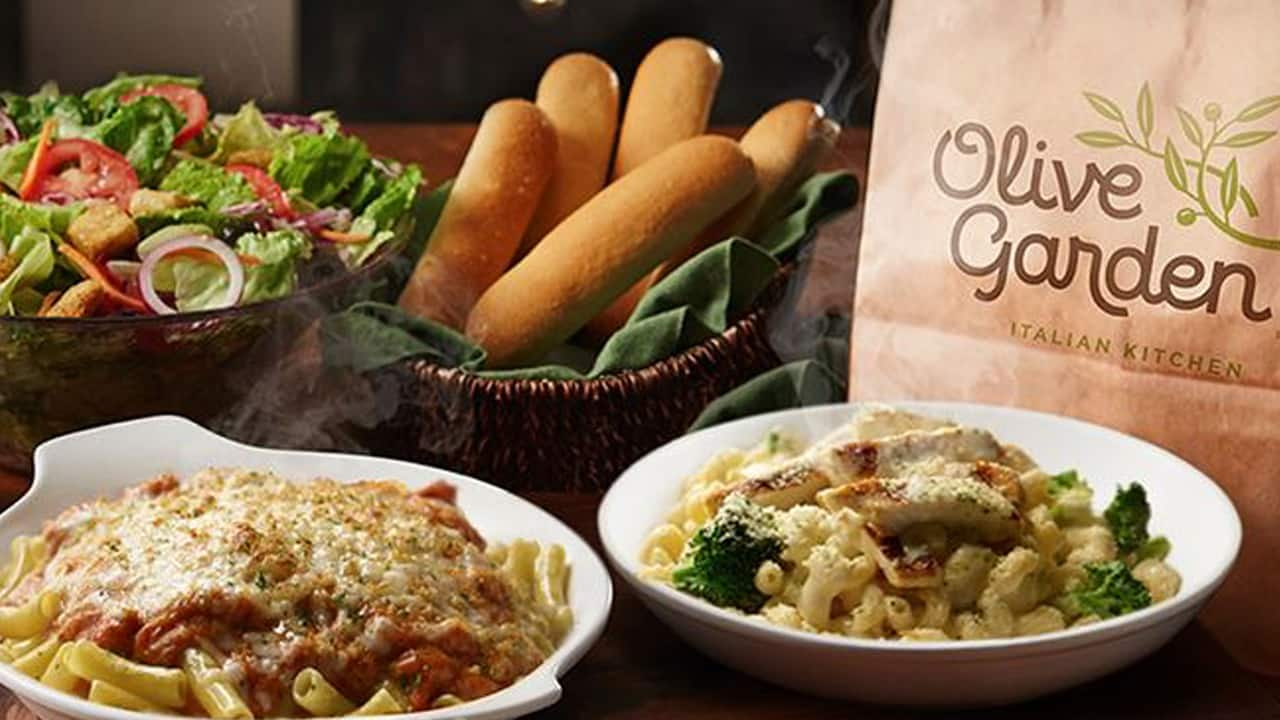 Olive Garden S Bogo Entree Deal Is Back
