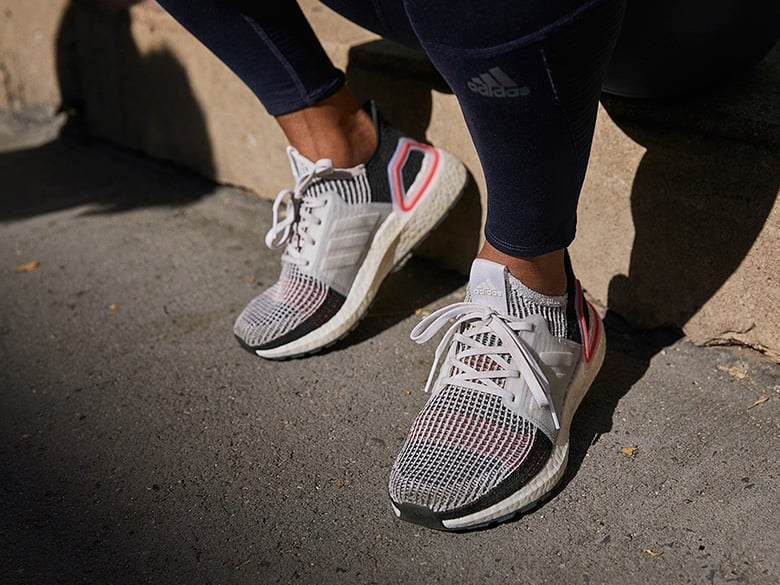 adidas Women's Ultra Boost Running Shoes White | Sport Chek