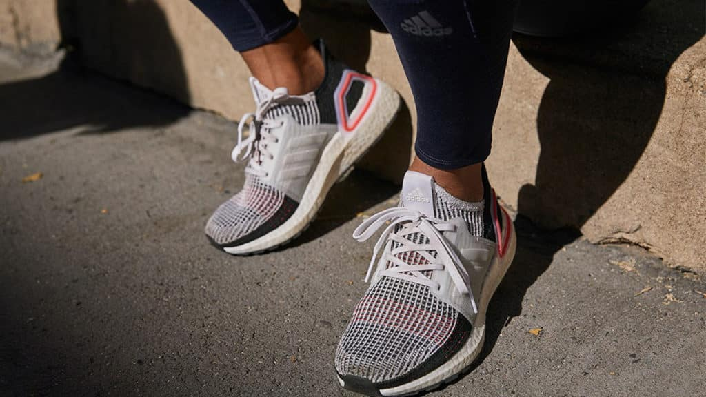 Save an Additional 30% on Select Ultraboost 19 Running Shoes
