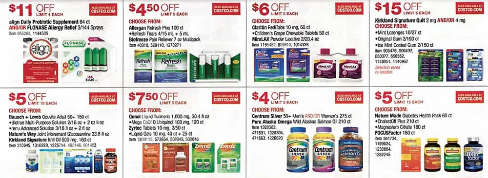 Costco August 2019 Coupon Book and Best Deals of the Month