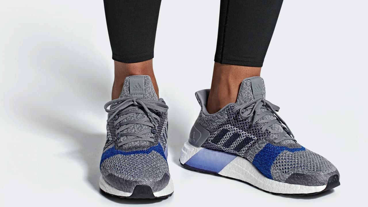 7d921b11 If you're excited about being active this summer, you'll want to check out  this sale from adidas on men and women's Ultraboost running shoes.