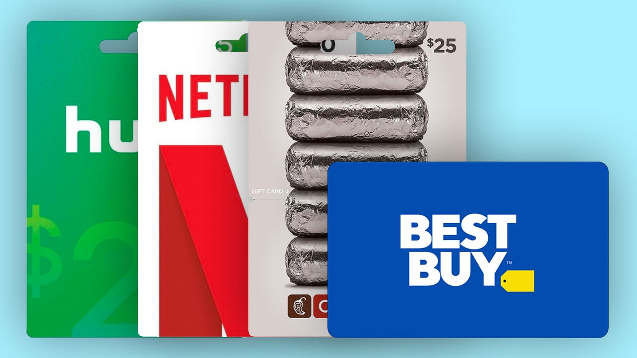 Get Free Best Buy Gift Cards By Purchasing Other Businesses Gift Cards