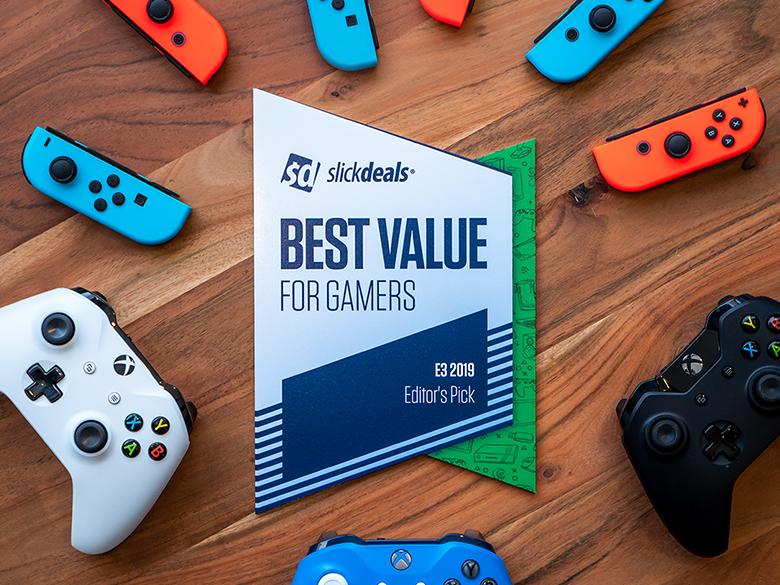 E3 2019 Slickdeals Best Value For Gamers Awards Slickdeals