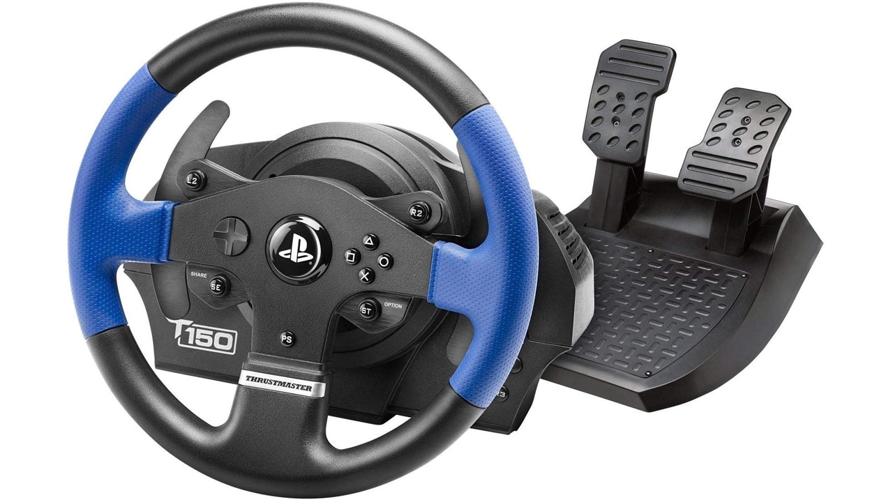 Get a Huge Discount on the Thrustmater T150 PRO Racing Wheel