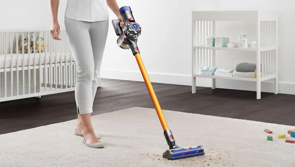 Buyer's Guide to Cordless Stick Vacuum Cleaners from Dyson