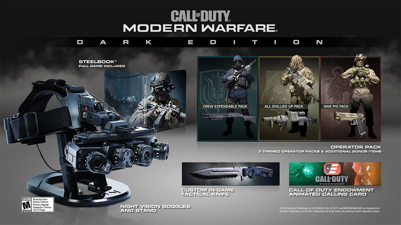 Call Of Duty Modern Warfare The Best Deals And Discounts