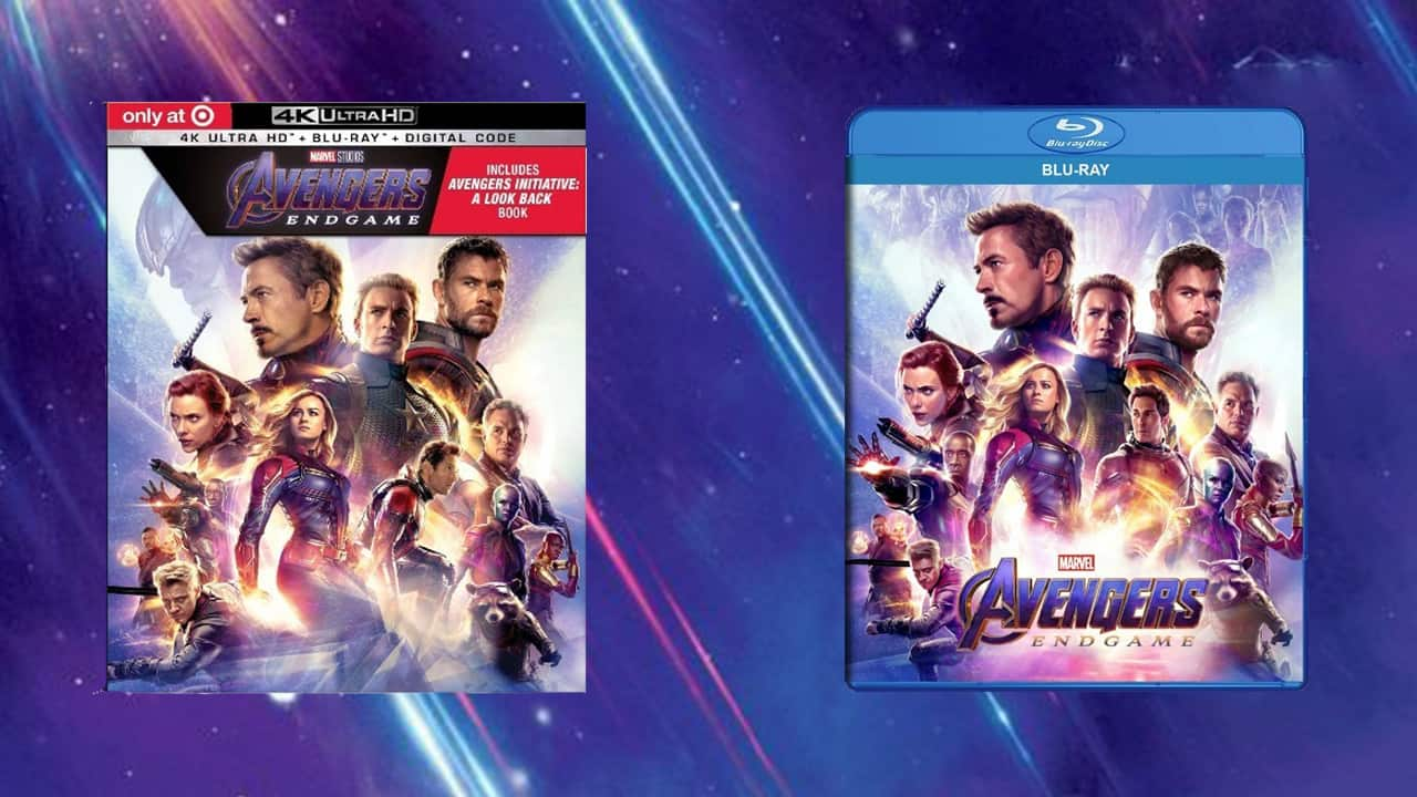 Avengers: Endgame Buying Guide — The Best Blu-ray and 4k HD
