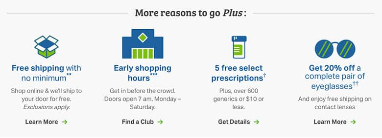 What Time Does Sams Club Open On Sunday >> Is A Sam S Club Plus Membership Right For You