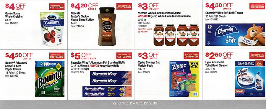 costco coupon catalog