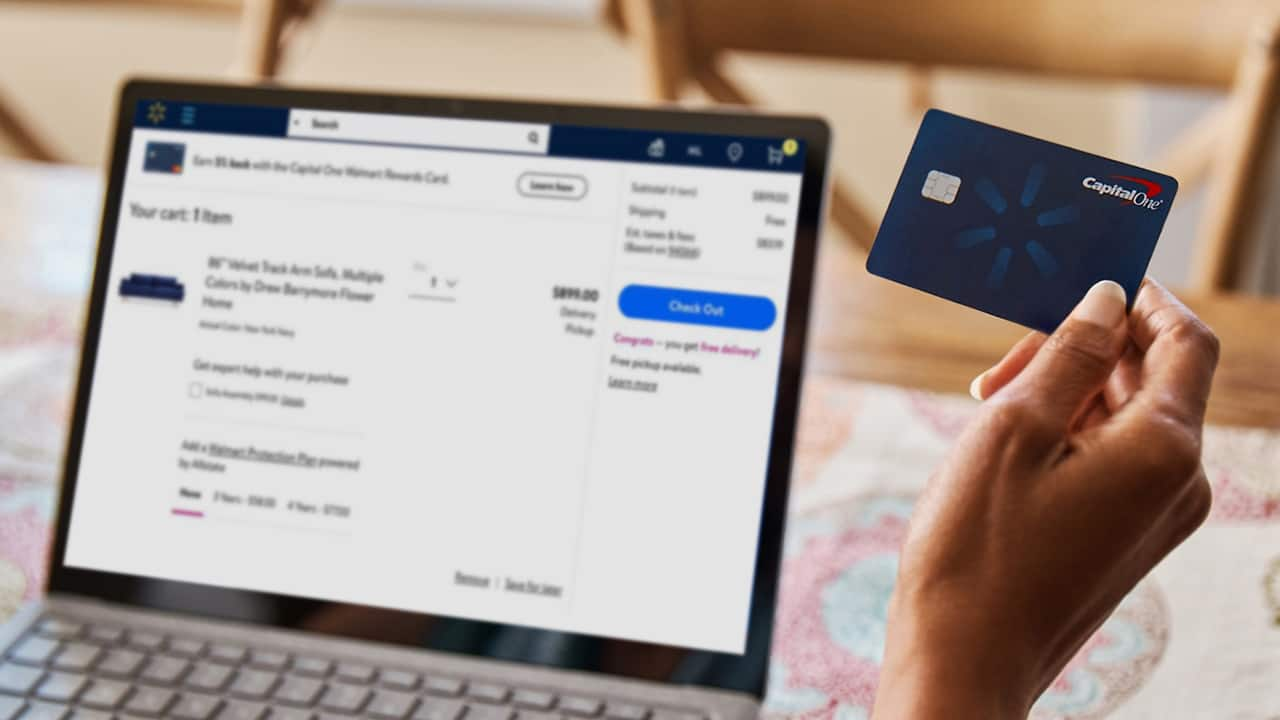 Capital one credit cards sign up