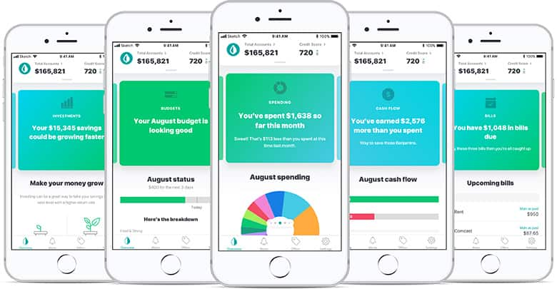 mint is among the best apps for budgeting and money management for people under 35