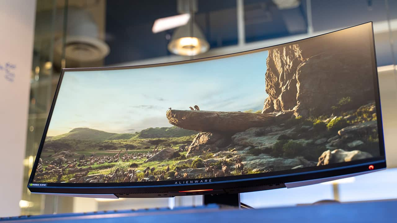 Alienware 34 Curved Gaming Monitor Review