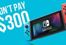 Photo of NEVER Pay $300 for the Nintendo Switch