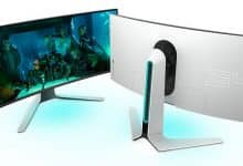 Photo of Save $650 on Alienware's 34-inch 120Hz Curved Gaming Monitor!