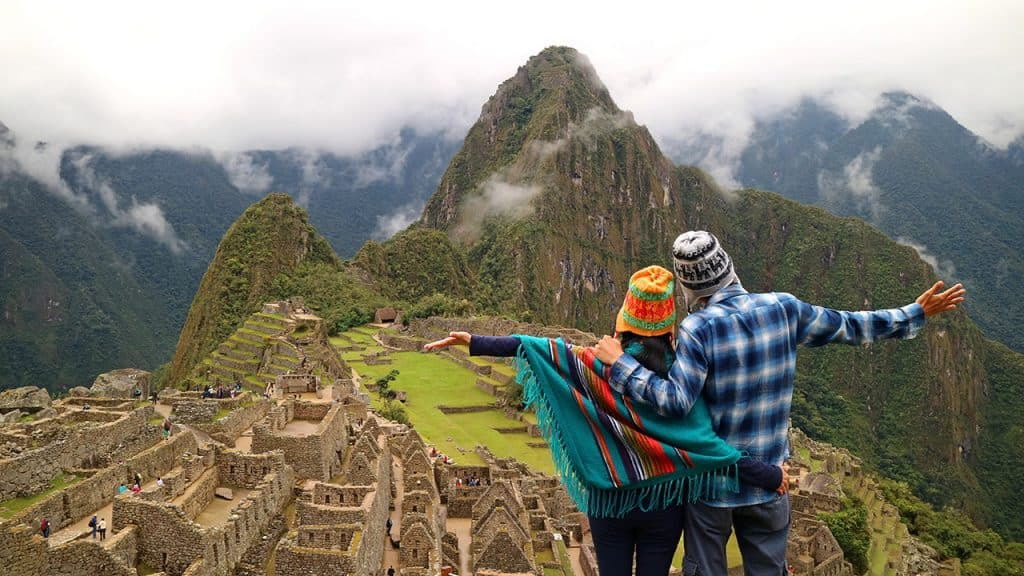 a couple vacations in south america