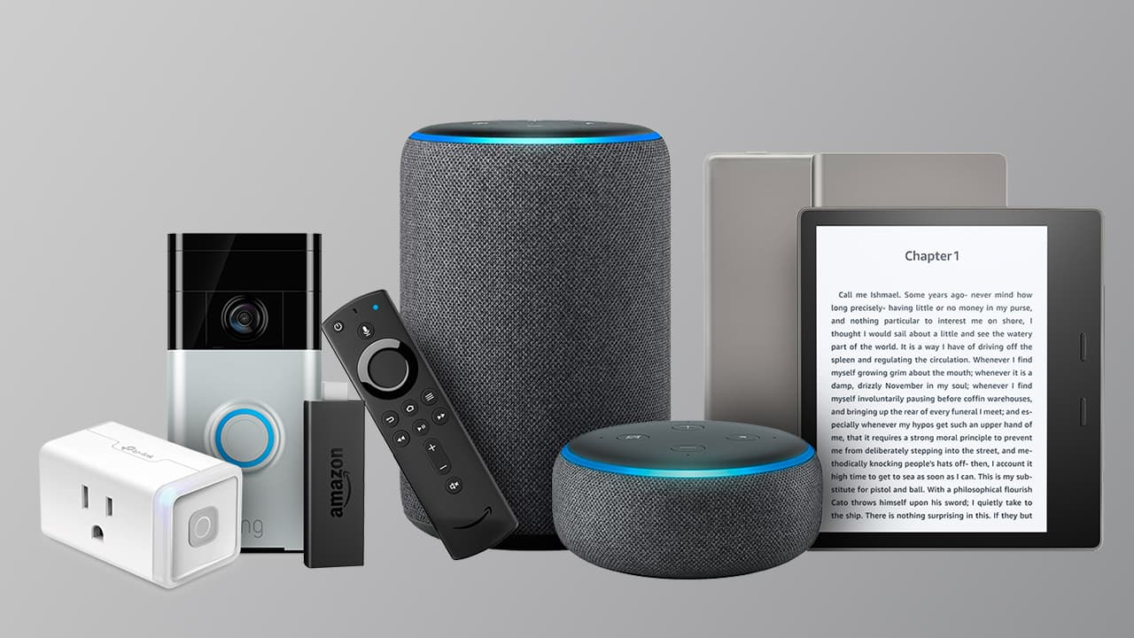 Here Are The Best Amazon Device Deals From The 12 Days Of Deals Sale