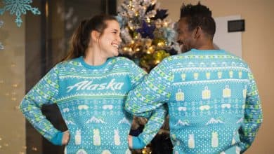 Photo of Ugly Sweater Priority Boarding is Back on Alaska Airlines