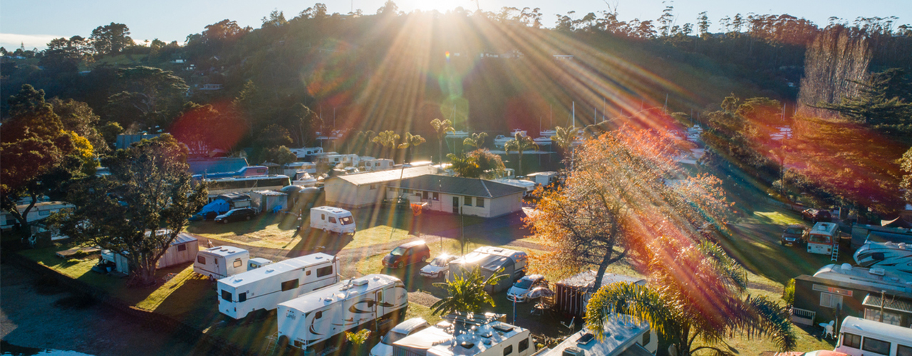 motor-home-park-at-sunrise