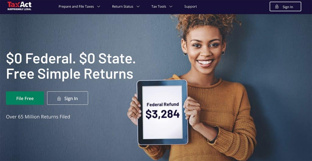best free state and federal tax filing online