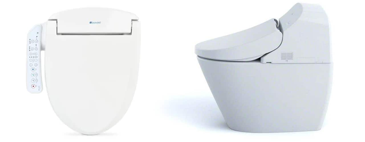Everything You Need To Know About Bidets To Save On Toilet Paper
