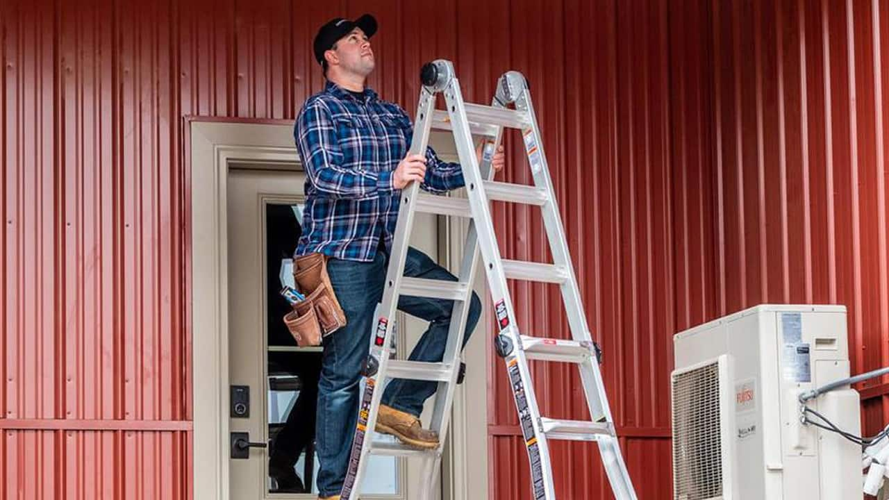 Enjoy Big Discounts On This Gorilla Ladder From Home Depot