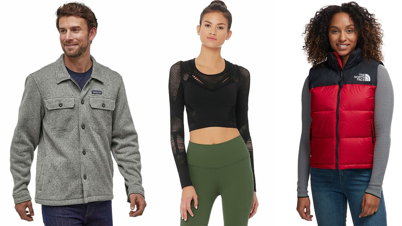 How to Score Outlet Prices on Brands Like The North Face, Alo Yoga and Ray Ban