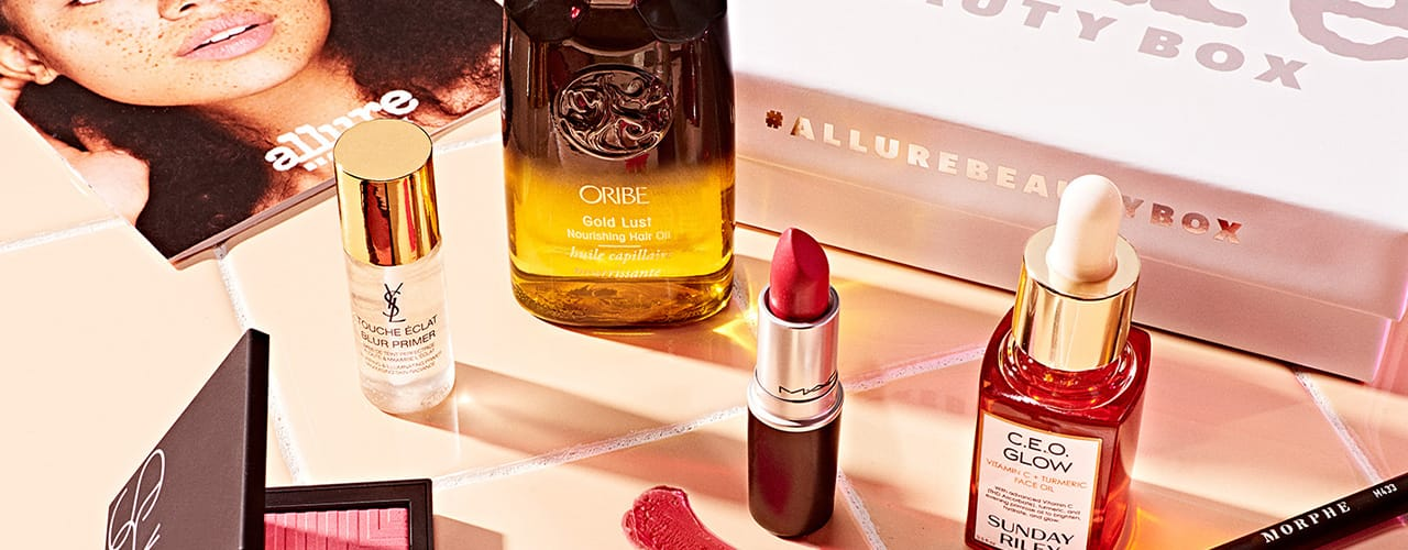 allure beauty box subscription makes a great gift