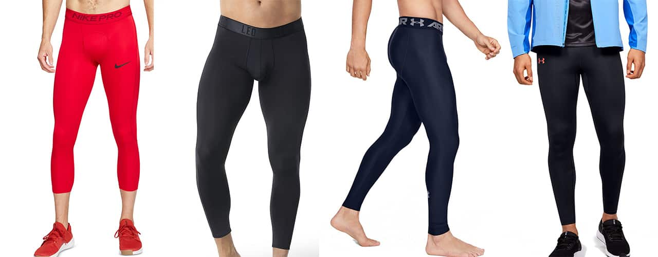 mens compression pants on sale at macys