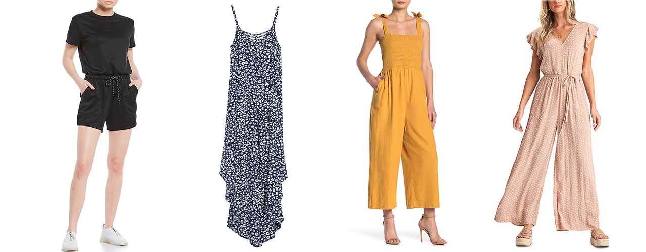 one piece jumpsuits on sale at macys and nordstrom rack and dillards