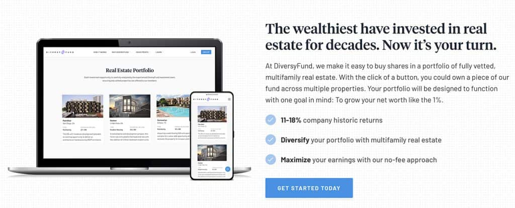 Diversyfund Review Become A Real Estate Investor For Only 500