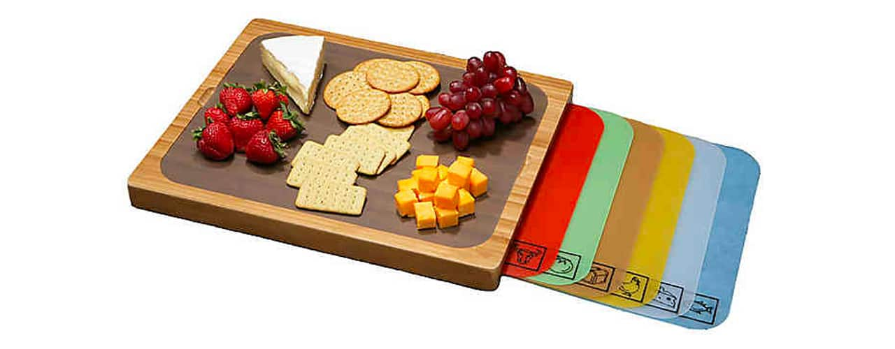 inbody Seville Classics Cutting Board with Mats_