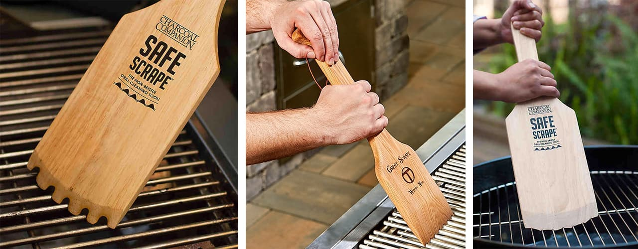 grilling at home accessories
