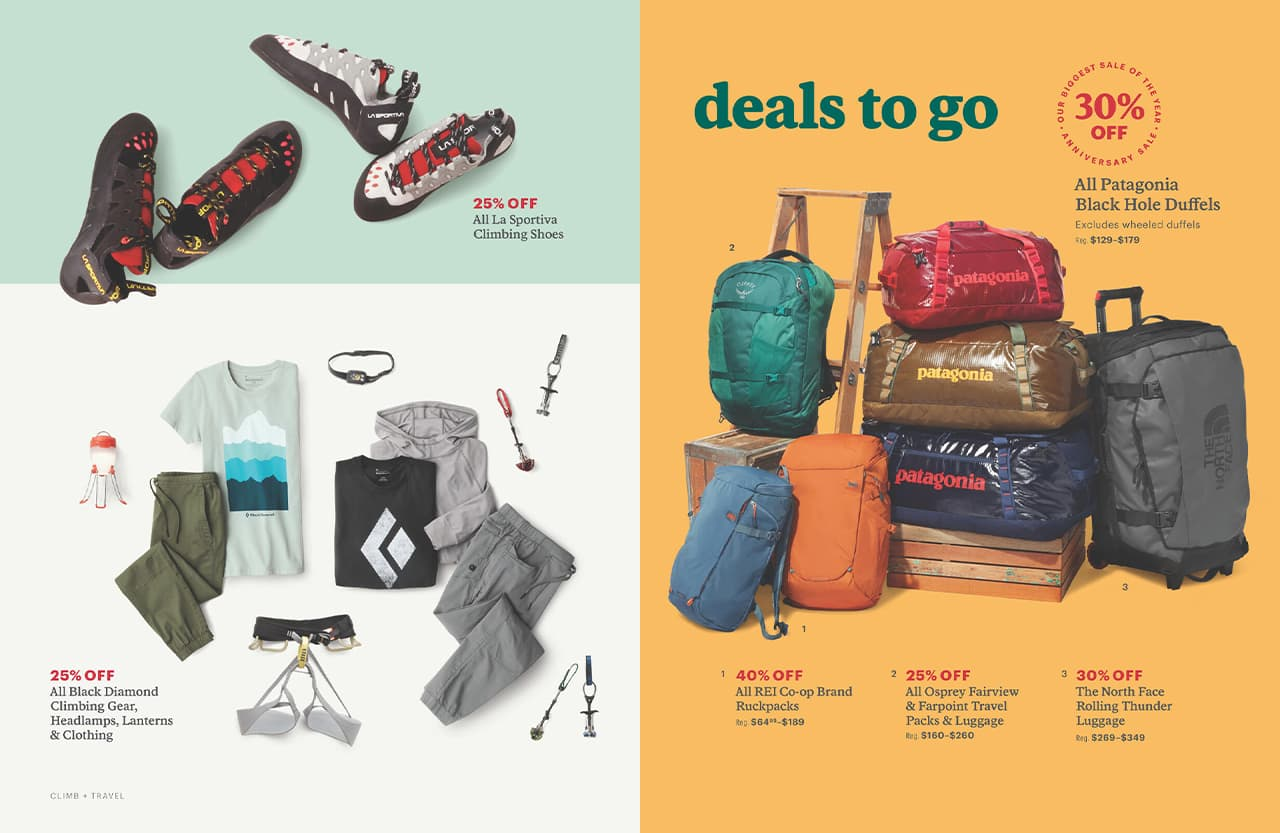 After Christmas Sales 2020 Rei The Best Discounts and Offers From the 2020 REI Anniversary Sale