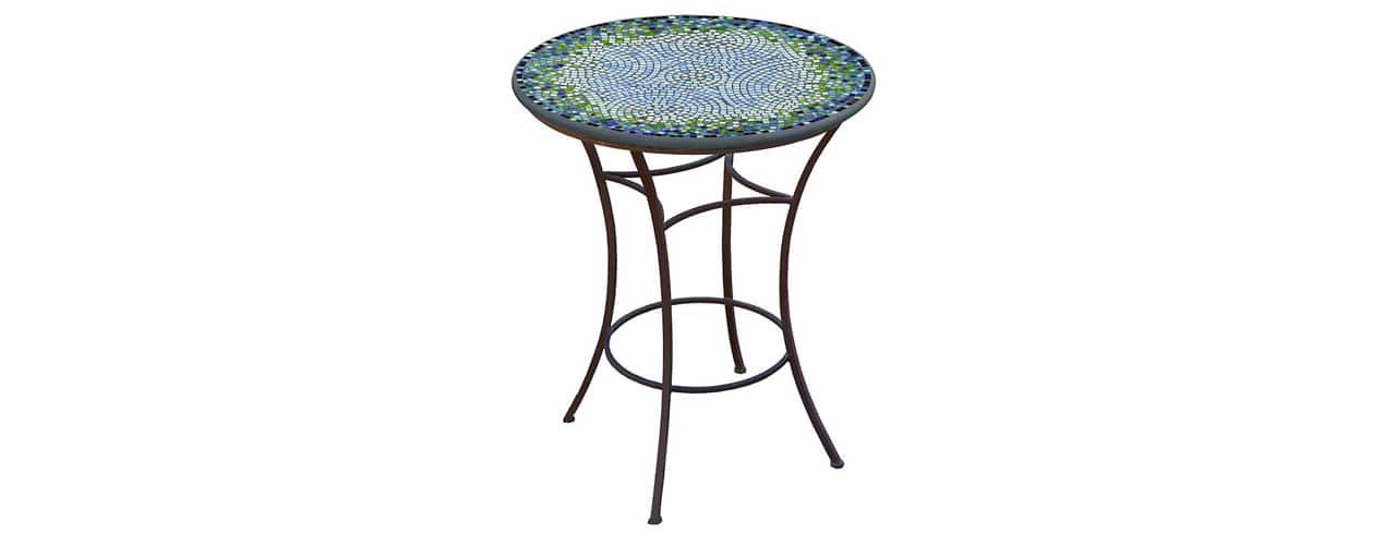 2 inbody Belize Round High Dining Table
