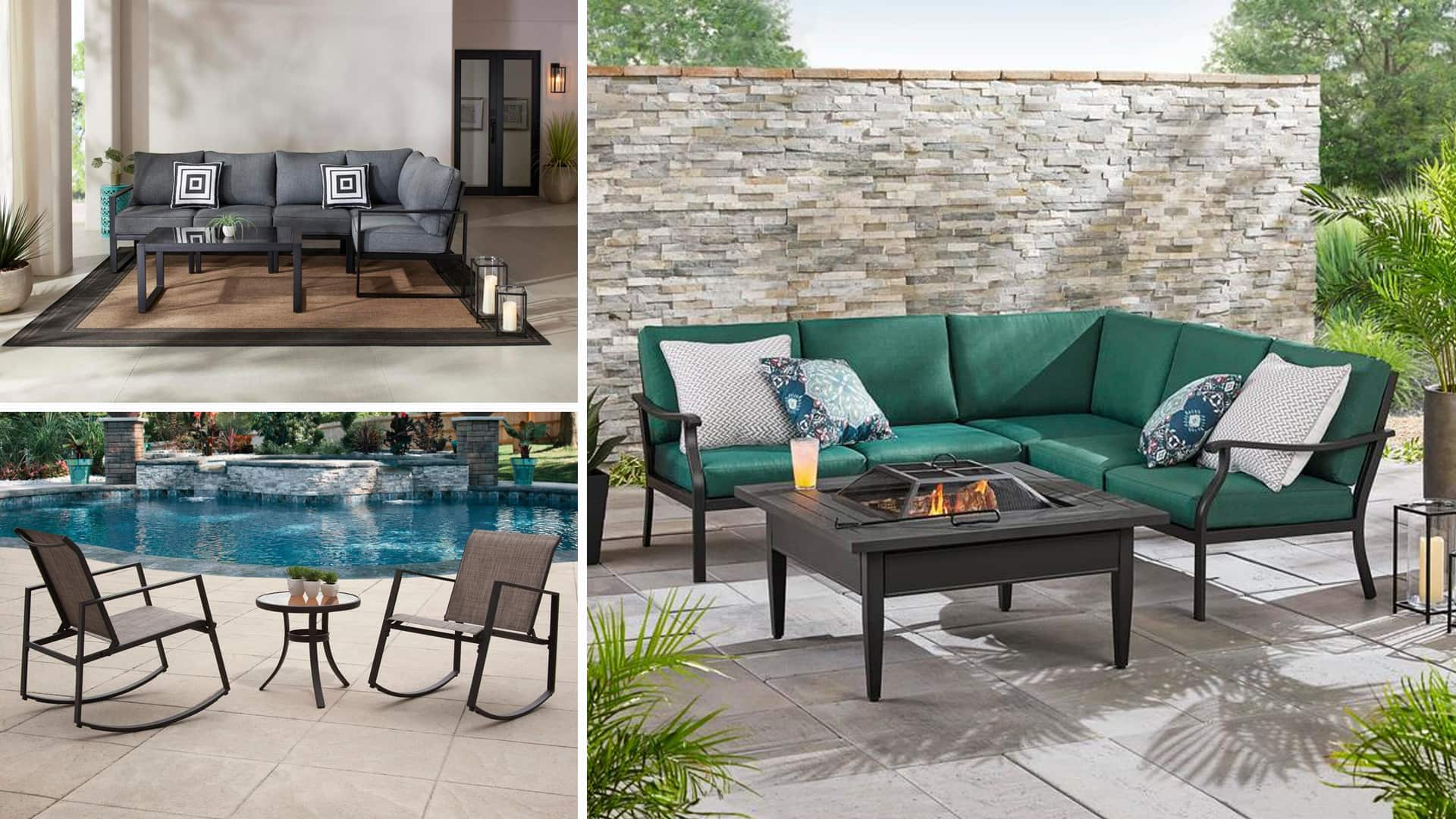 Affordable Patio Sets From Home Depot That You Ll Love