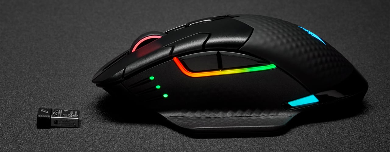inbody Dark Core RGB Pro Wireless Gaming Mouse