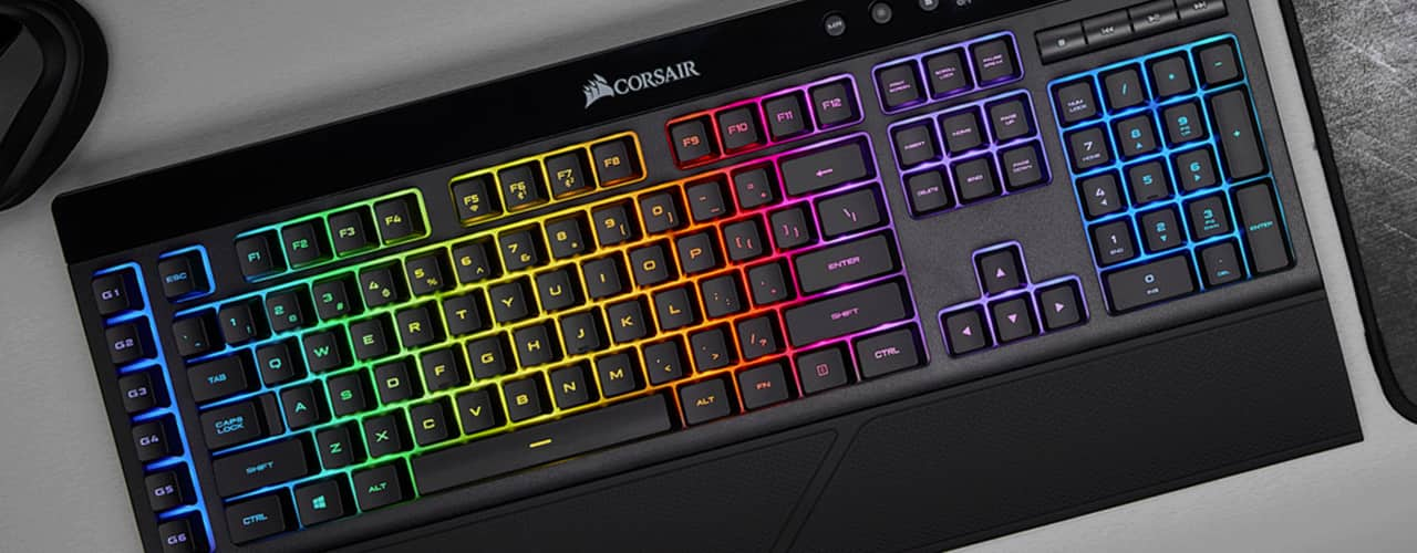 inbody K57 RGB Wireless Gaming Keyboard