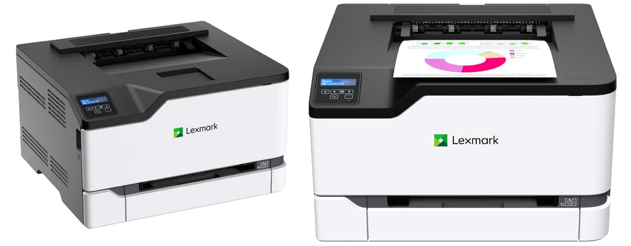 4 inbody Lexmark C3224dw Color Laser Printer