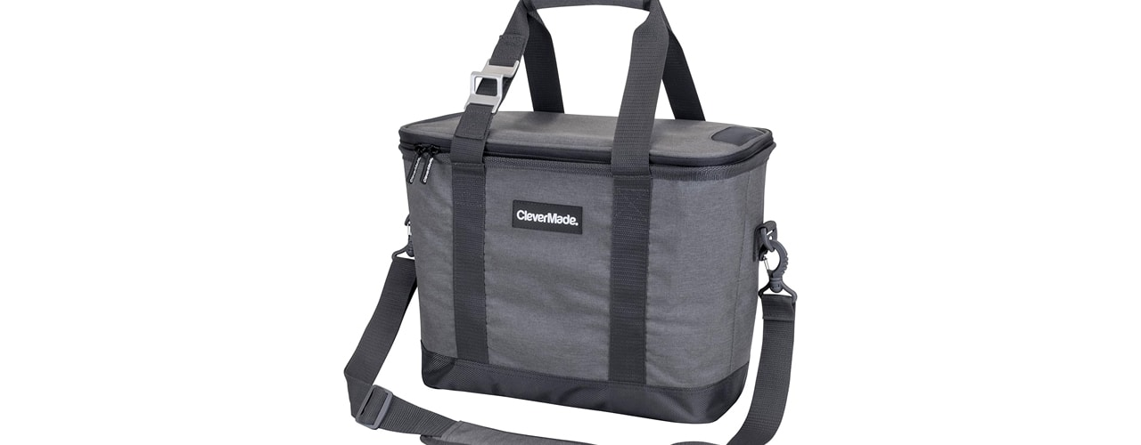 inbody CleverMade Collapsible Cooler Bag